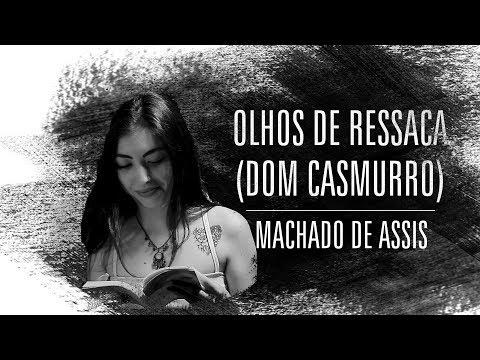 Geovana Alencar | Olhos de Ressaca (Dom Casmurro) | Machado de Assis