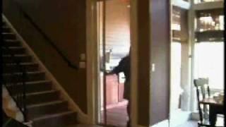 Retractable Screen Door ~ Single Door Out-swing