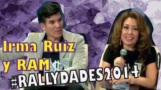 Irma Ruíz & Antonio Ramirez (RAM) Rallydades 2014