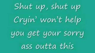 Play Video 'LaFee - Shut Up (lyrics)'