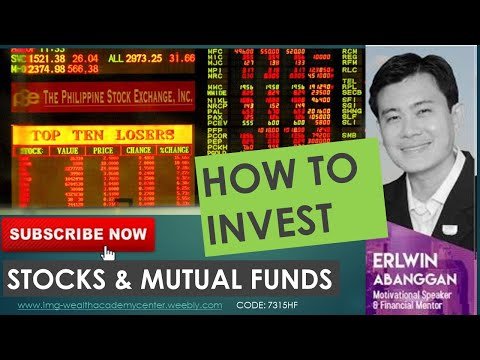 STOCK/MUTUAL FUND INVESTMENT ORIENTATION by ERLWIN