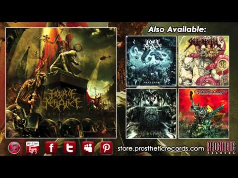 """Hour Of Penance - """"Through the Triumphal Arch"""" Official Track Stream"""