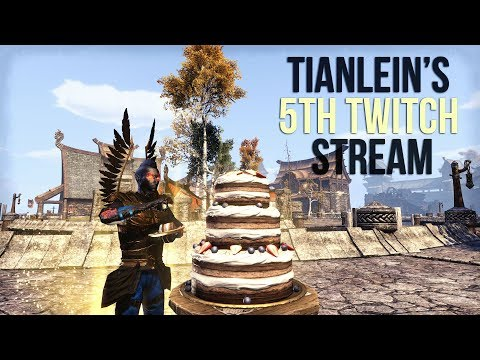 ESO Tianlein's Stream (5) - Jubilee Anniversary Event and visiting viewer Houses