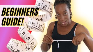 How To Measure Bŗa Size : Beginners Guide How To Measure Your Bra Size at Home