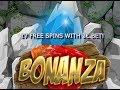 Bonanza Slot - Mega Big Win With 2€ Bet!