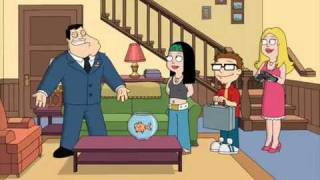 American Dad opening scene