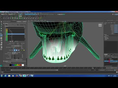 Rigging Class - Rigging A Shark Part 2
