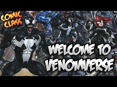Welcome to Venomverse - Comic Class