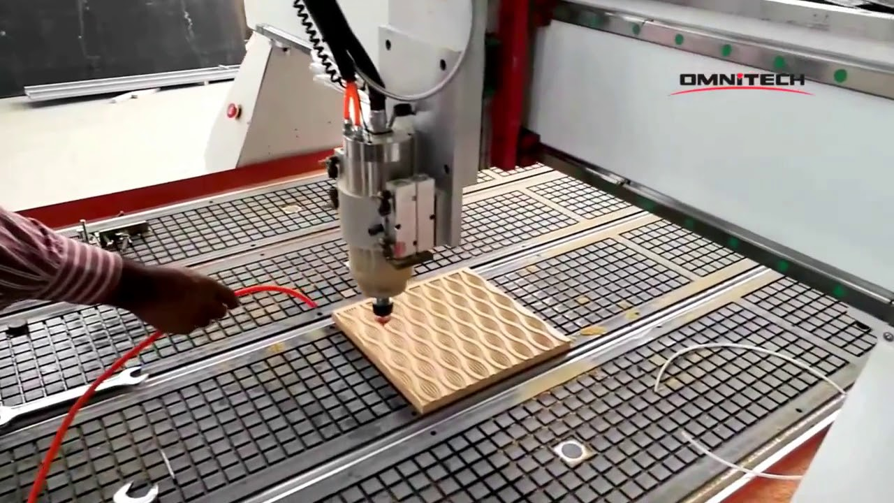 Wall Decor 3d Wave Board Woodworking Cnc Router Machine Review New Zealand