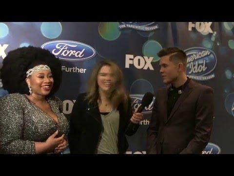 Backstage Interview with La'Porsha Renae &...