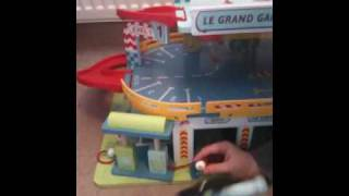 Le Toy Van Le Grande Garage