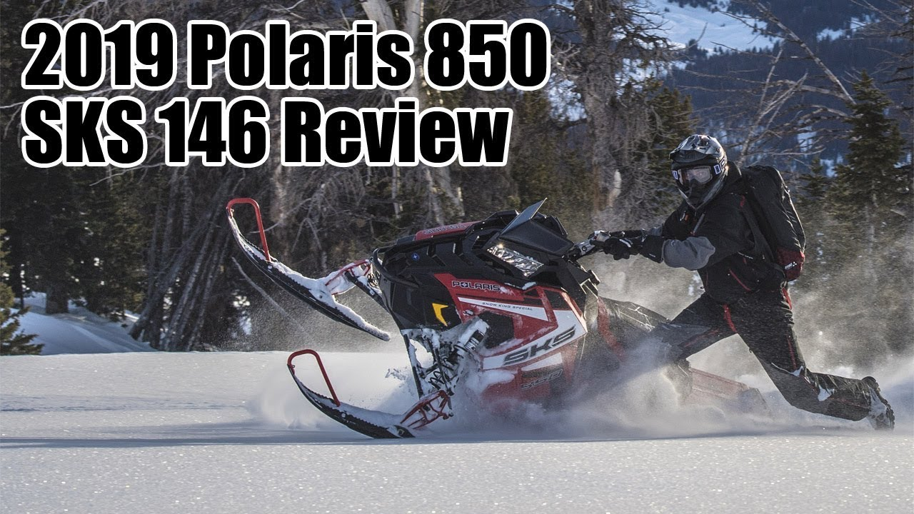 2019 Polaris 850 SKS Review