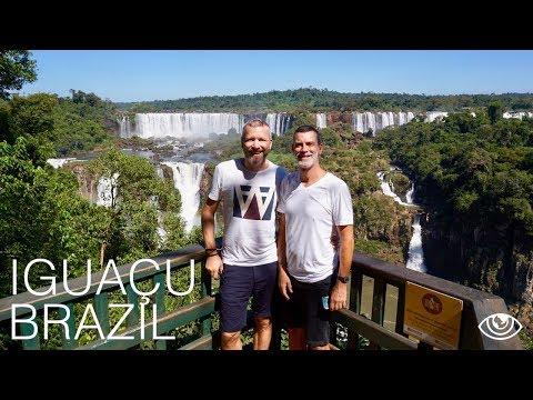 Iguaçu Brazil / Brazil Travel Vlog #188 / The Way We Saw It