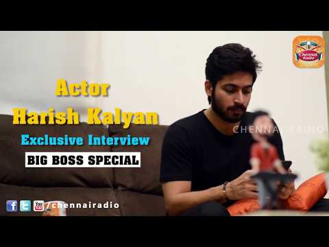 "Harish Kalyan - Special Fun Interview - ""I am not possessive about Aarav"""