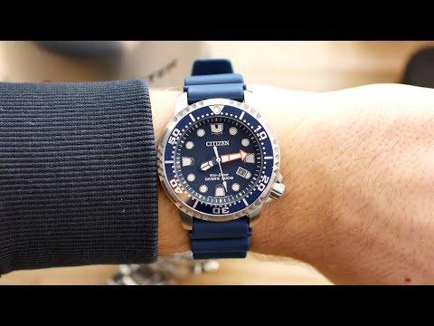 Citizen Promaster Eco-Drive BN0151-09L - Best Value Diver Under $200?