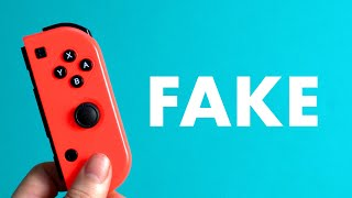 the Fake Joy-cons