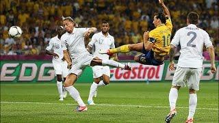 Невероятные голы в футболе ● Самые красивые голы в истории футбола●┊HD