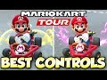 What Are The BEST CONTROLS For Mario Kart Tour? | DRIFTING GUIDE