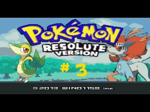 Pokémon Resolute Version! Solar City! #3