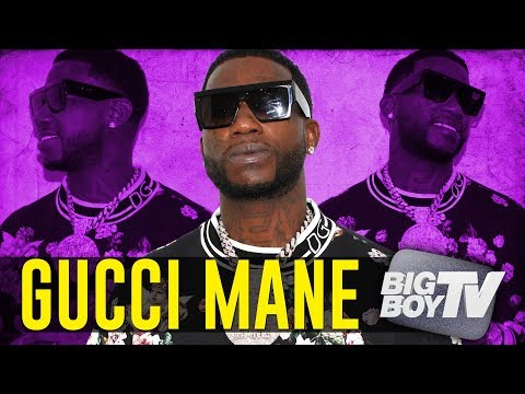 Gucci Mane on &39;Evil Genius&39; Face Tattoos Advice for 6ix9ine & More