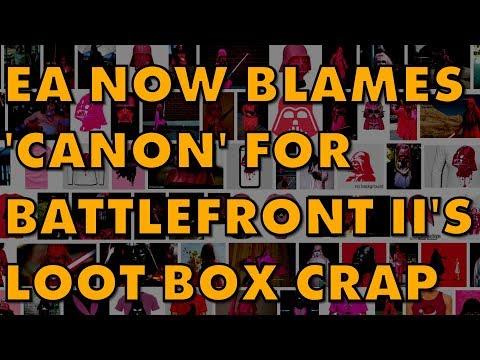 EA: Battlefront II