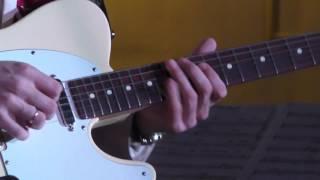 Oleg Zavialov - Guitar solo from Out of Control Alexey Kozlov Club 01.12.2016