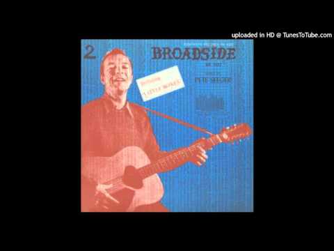 Pete Seeger - Broadside Ballads, Vol. 2 - 206 - The Song of the Punch Press Operator
