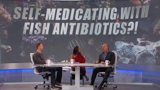 Self-Medicating with Fish Antibiotics?