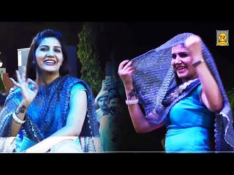 सीकर मैं सपना की लत | वाइरल हुआ डांस | Sapna haryanvi Dance 2018 | New Dj SongN 2018 | Trimurti