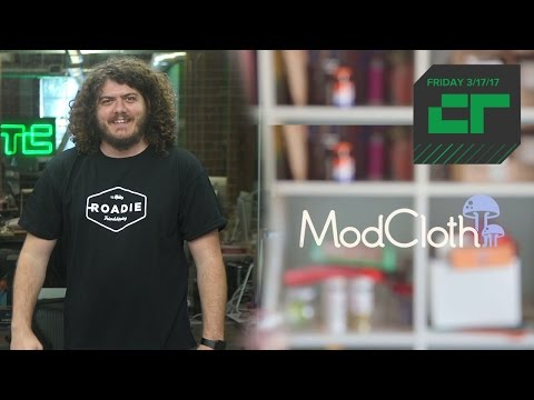 Walmart Acquires Modcloth | Crunch Report