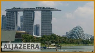 🇸🇬 🇺🇸  Singapore abuzz with preparations for Trump-Kim summit | Al Jazeera English