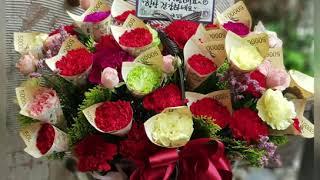 어버이날 카네이션 꽃선물 돈꽃상자 꽃바구니 전주꽃배달 …