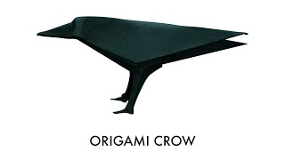 Origami Crow - (Ross Symons)