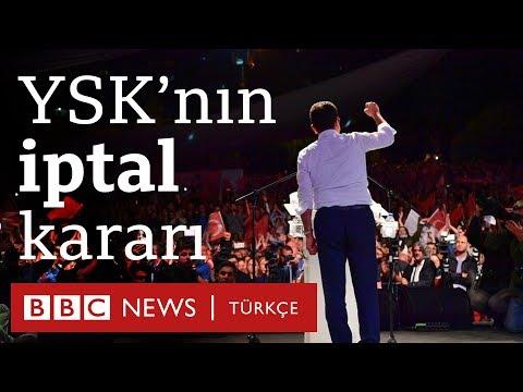 YSK'nın verdiği İstanbul seçimlerini iptal kararı sonrası neler yaşandı?
