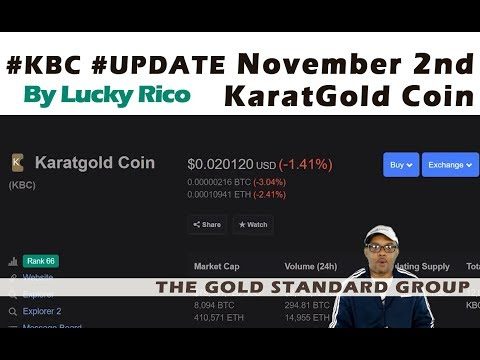 #KaratGold #Coin Back In The Hunt #Major #Moves Coming!