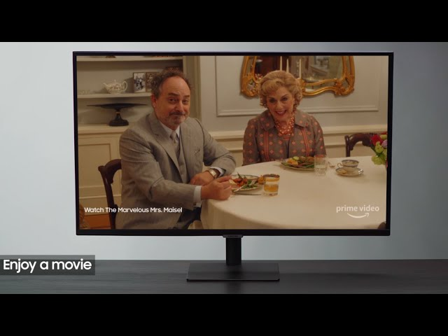 Smart Monitor: How to experience endless home entertainment | Samsung