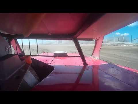 Greg's 1st hot lap session 4-15-18 I-76 Speedway