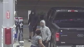Houston grandmother angry after learning 2 teens may be responsible for robbing her at gas station
