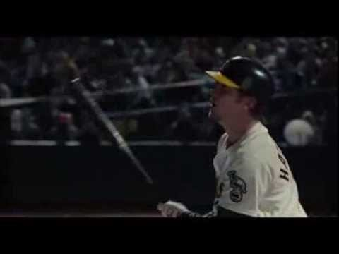 Moneyball - Hatteberg Homerun