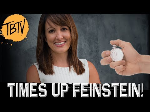 Alison Hartson Wants MONEY Out of Politics and FEINSTEIN Out of Office