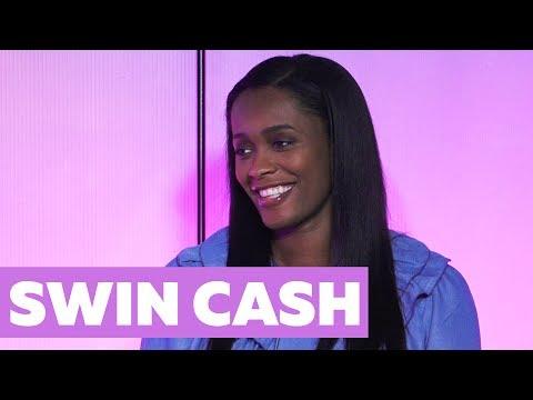Swin Cash Talks NY Liberty, Why WNBA Needs More Love & Kobe or MJ on Ladies First