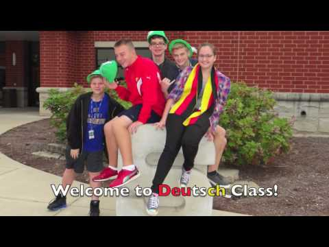 """Welcome to Deutsch Class"" - OTHS German Promo"