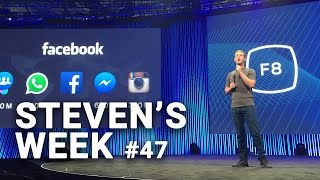 Steven's week 46: Stories on Facebook F8 conference, quotes by Elon Musk and much more