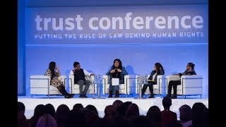 Trust Conference 2017: Plenary - Cities