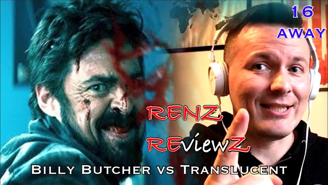 Renz REviewZ : Billy Butcher vs Translucent (The Boys Fight Scene)