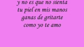 Erreway - Amor de engaño [lyrics]