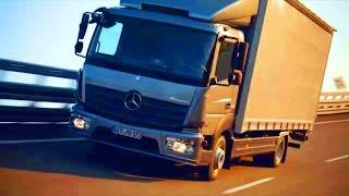 видео Модельный ряд коммерческих автомобилей Mercedes-Benz (Мерседес Бенц) 2018 года. Купить Mercedes-Benz (Мерседес Бенц) в Москве