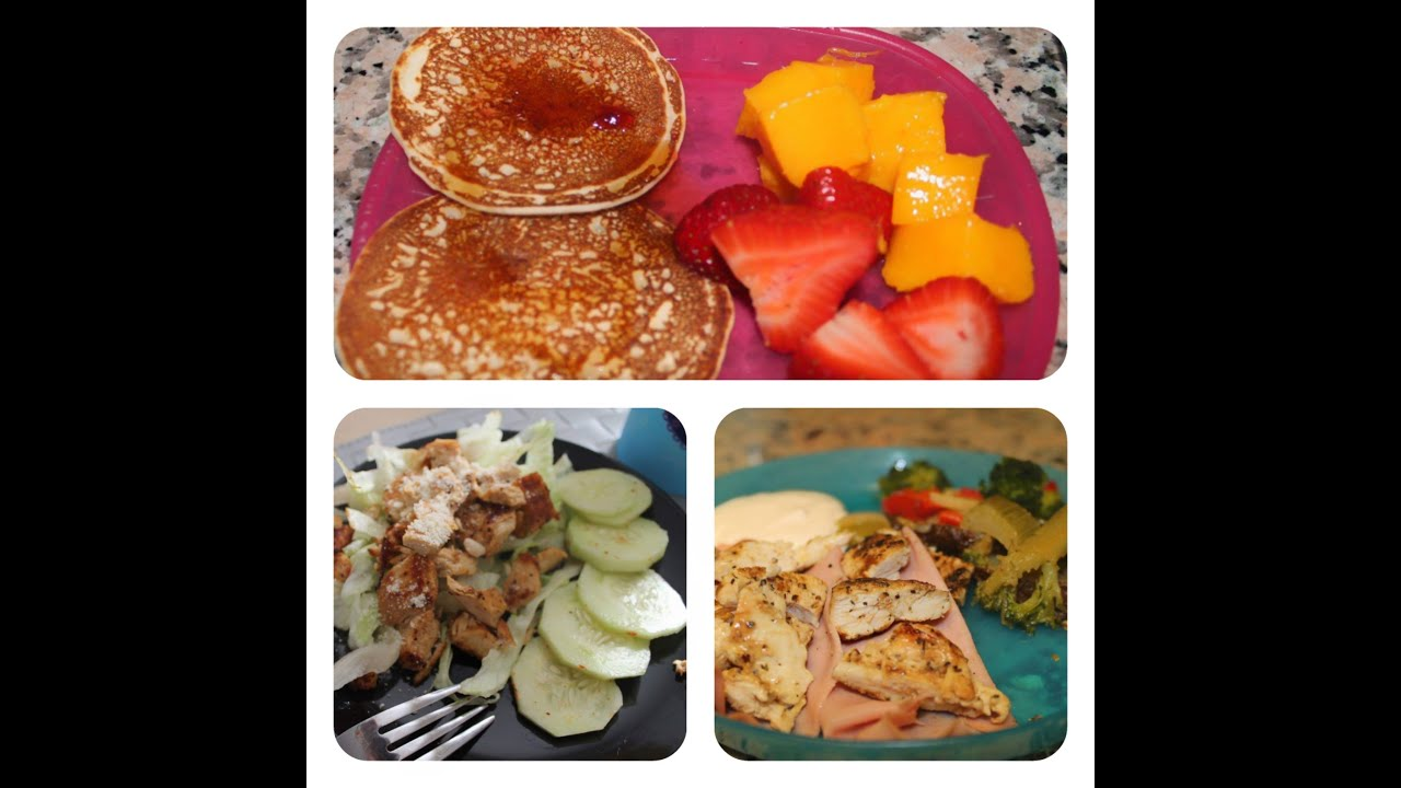 Desayuno comida y cena saludable para ninos youtube - Ideas cenas saludables ...
