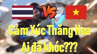 Trận đấu quyết định đầy cảm xúc nhất của Việt Nam vs Thái Lan AWC 2019