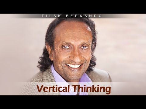 Vertical Thinking | Flashes of Brilliance Series